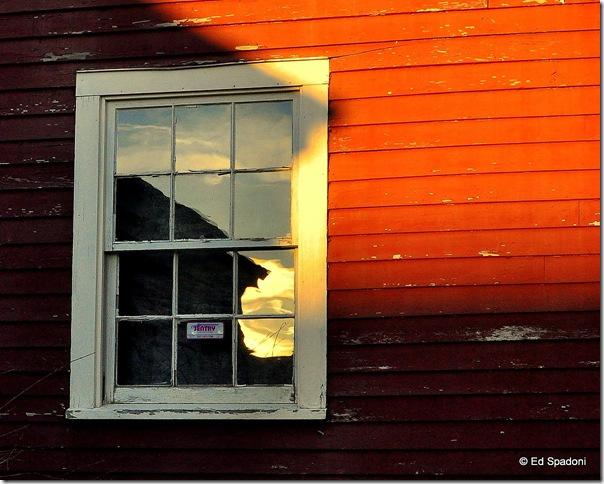 Freeport, ME window