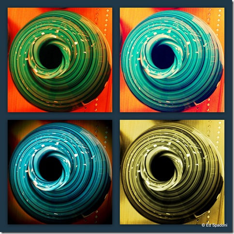 Jugs in the abstract, (c) Ed Spadoni