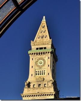 Boston, Custom House Tower