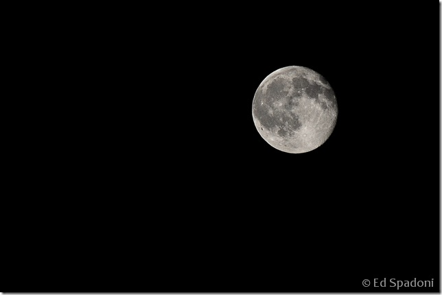 handheld full moon
