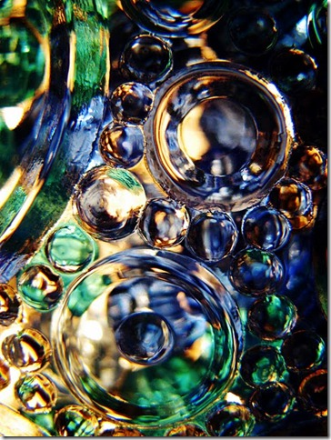 Maryann Goldman, abstract glass