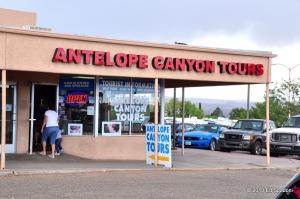 Carolene and Roger Ekis Antelope Canyon Tours