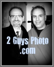 2 Guys Photo logo