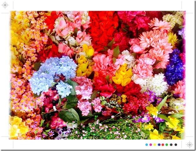 Silk flowers iphone, camera +