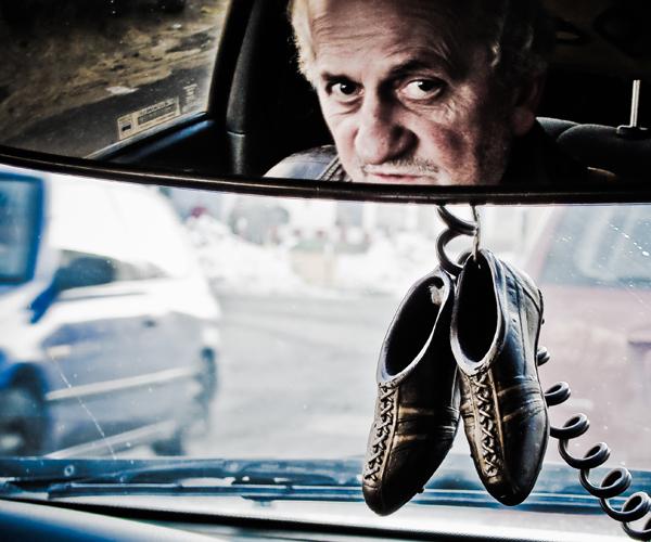 Taxi Driver, Curtis Budden