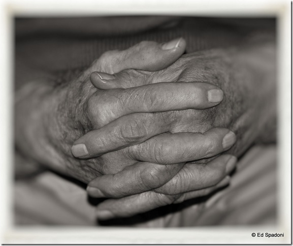 A Father's hands