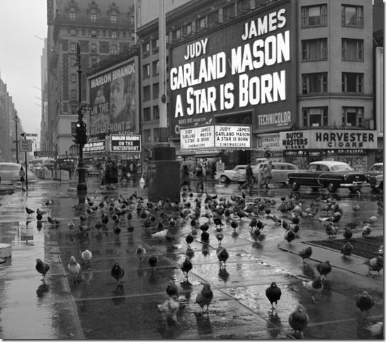 Frank Oscar Larson, street photography