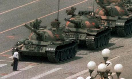 Tiananmen Square protesto 001