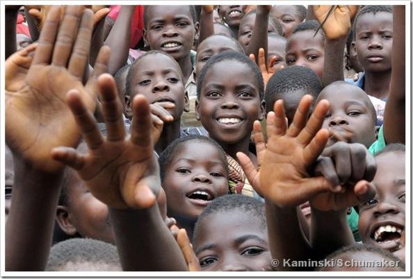 Warm Heart of Africa, Donna Kaminski