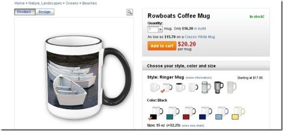 Kara's best-selling mug
