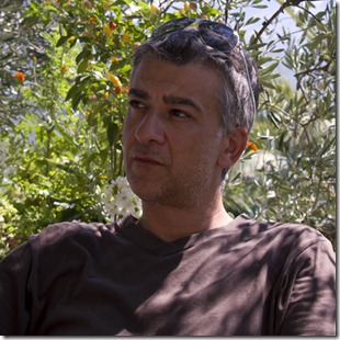 self portrait Vassilis Tangoulis