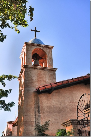 The chapel at Tlaquepaque, sedona AZ