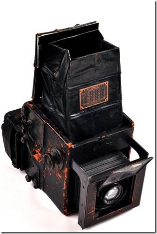 AUTO GRAFLEX JUNIOR Camera