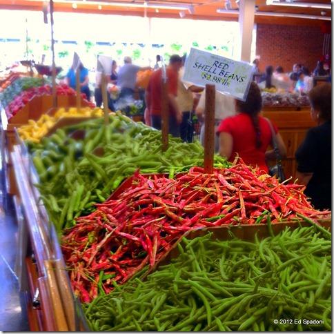 Red Shell Beans, 2guysphoto