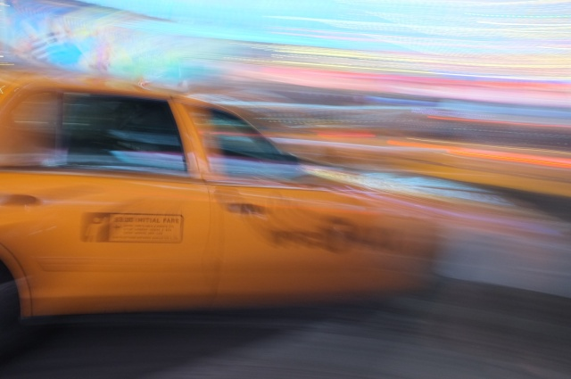 NYC cab, taxi