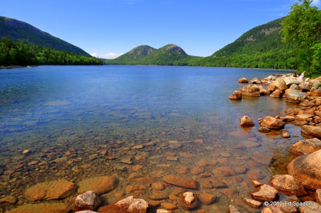 The Bubbles, Acadia National Park, Maine