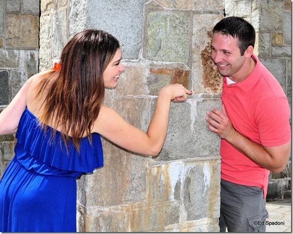 Amy and Jacob, engagement, 2 guys photo, ed spadoni