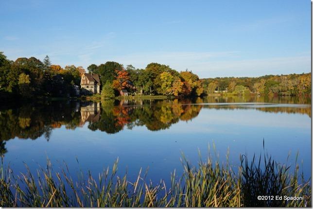 Sony NEX 5N, lake