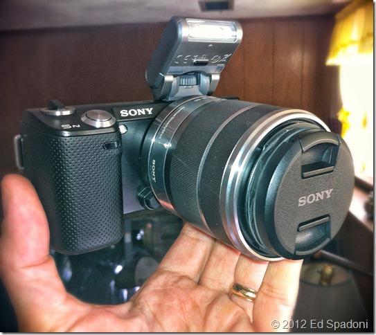 Sony NEX 5N, 18-55 kit lens