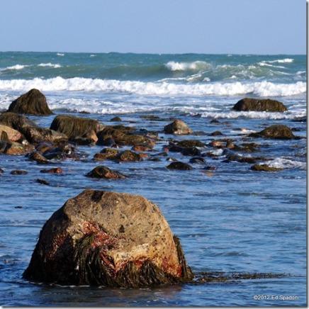 Sony NEX 6, 55-210 zoom, f/13, 1/160s, sea, waves, Scituate, Massachusetts, beach