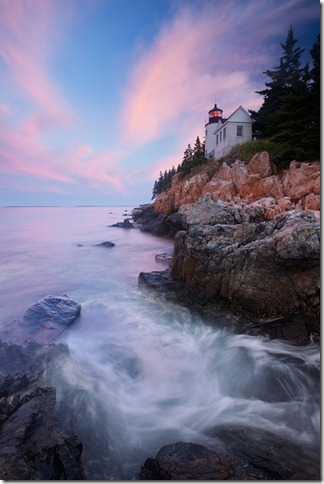 Patterson Bass Harbor Light