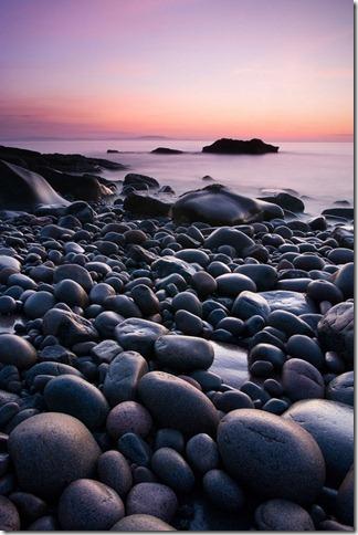 Patterson Boulder Beach round rocks