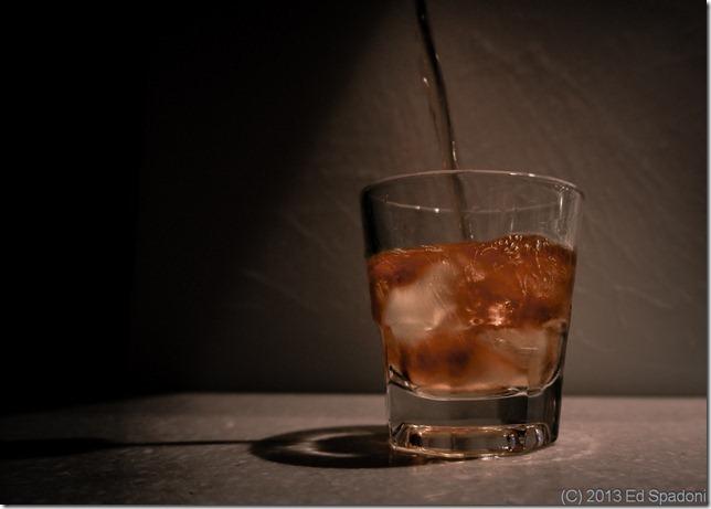 glass, ice, pouring, shadow, alcohol, Sony NEX 6