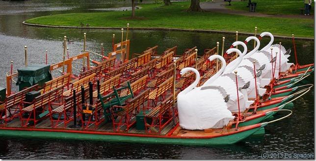boston, public garden, swan boats, sony NEX 6, lightroom 4