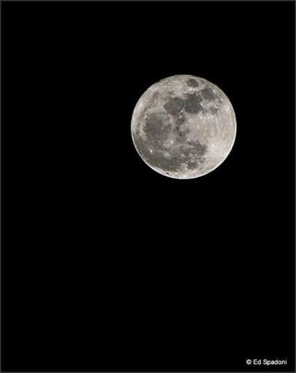Supermoon, moon,perigee