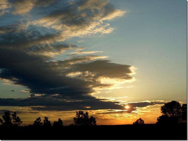 Michael Doran, sky, photography, sunset, clouds, Nikon Coolpix S6300
