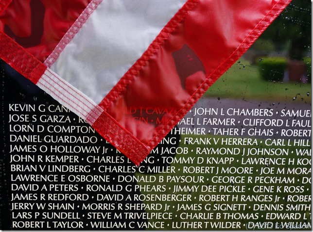 Vietnam Veterans, Memorial, The Moving Wall, Malden, cemetery, Sony NEX 6