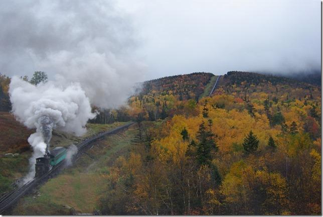 Mount Washington, Frank Baiamonte, Cog Railway, NH