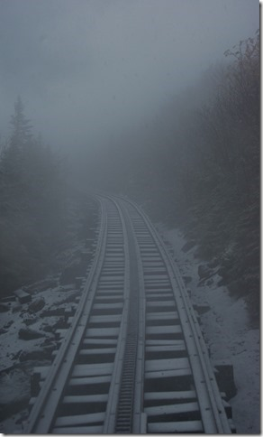 Mount Washington, Frank Baimonte, Cog Railway, NH