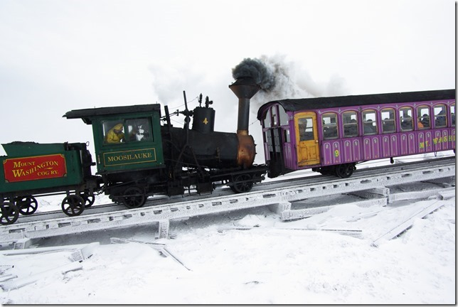 Mount Washington, Frank Baimonte, Cog Railway, NH