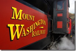 Mount Washington, Frank Baiamonte, Cog Railway, NH
