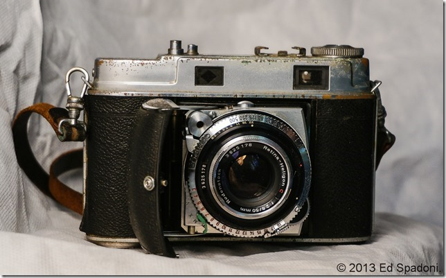 Kodak, Retina, IIC, 35mm, vintage, camera, antique, film