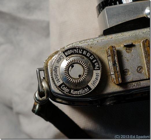 Kodak, Retina, IIC, 35mm, vintage, camera, antique, film
