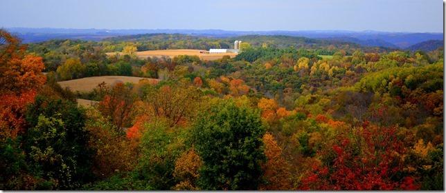 Wisconsin Hillside Farm-001